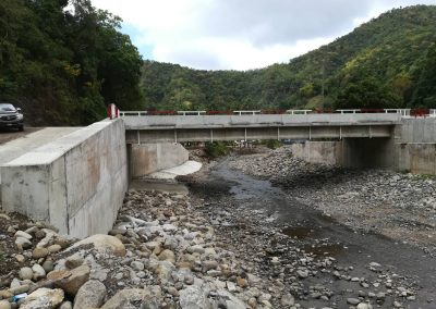Cumberland Bridges and River Embankment Protection Works