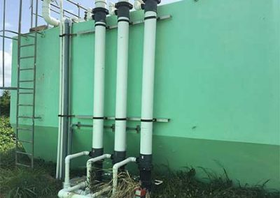 Antigua Sewage Treatment System